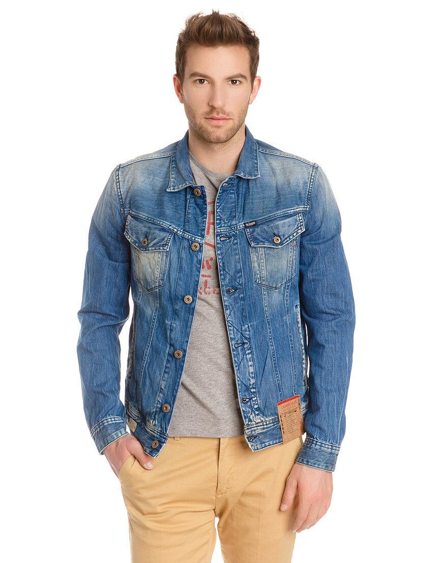с чем носить мужскую джинсовую куртку фото сможете выполнить приворот