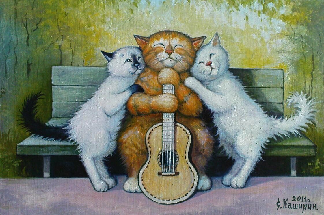 Музыкальные для позитива открытки, лета картинки для