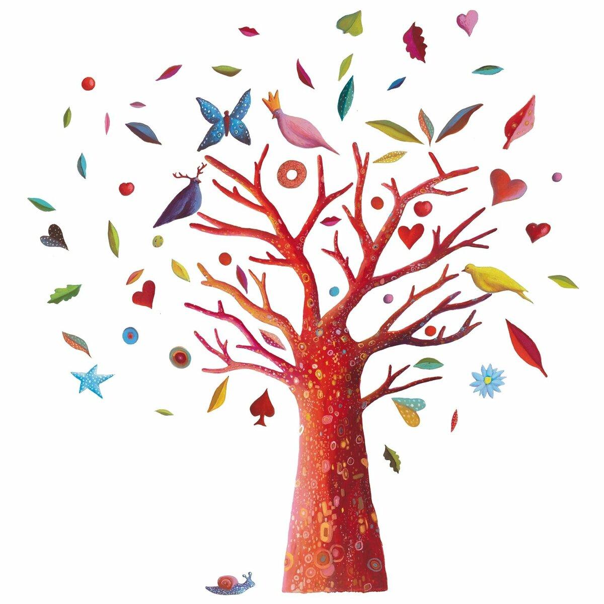 волшебное дерево картинки