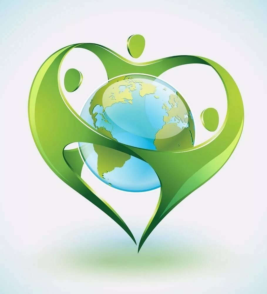 Картинкой ссылке, эмблема экологии в картинках