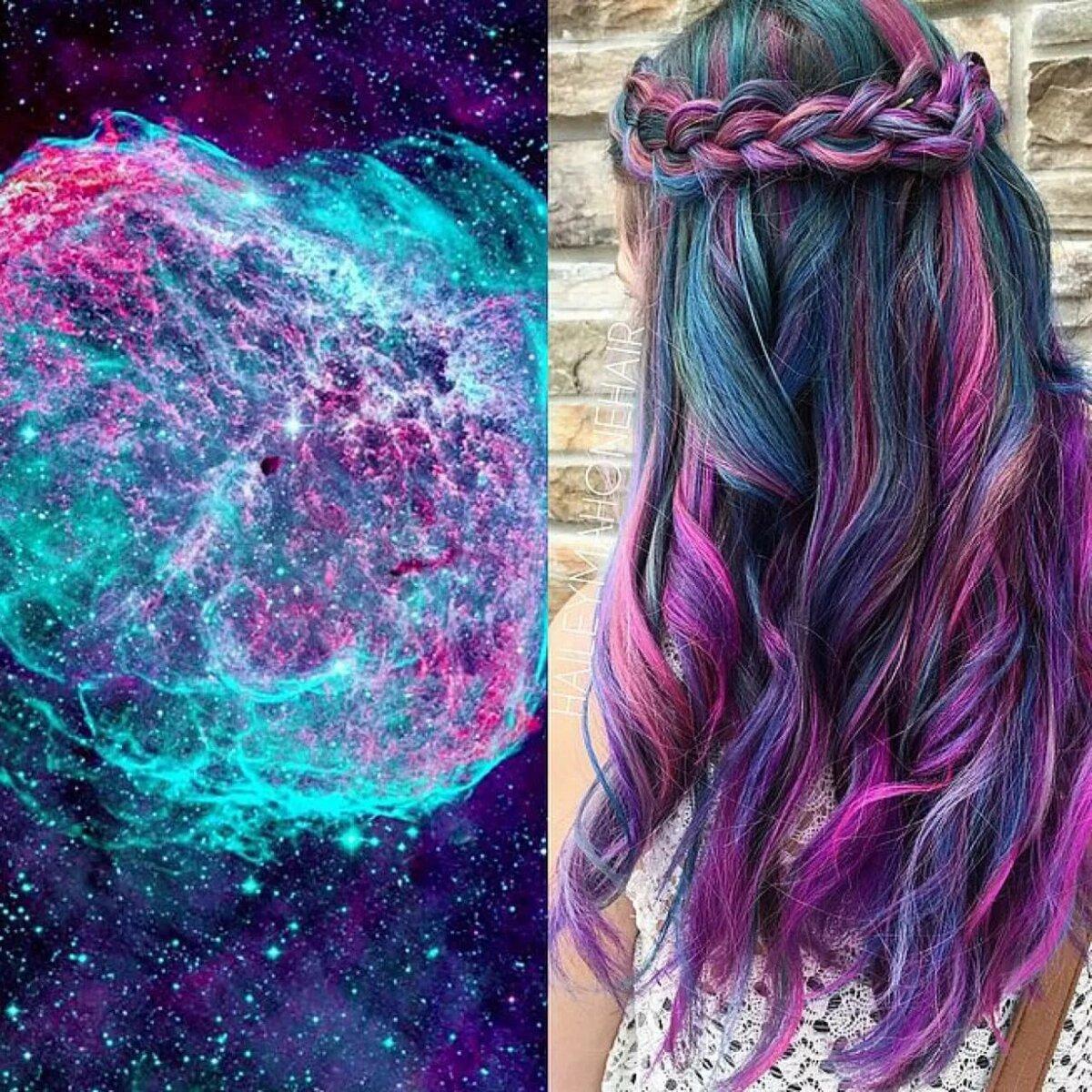 color galaxia
