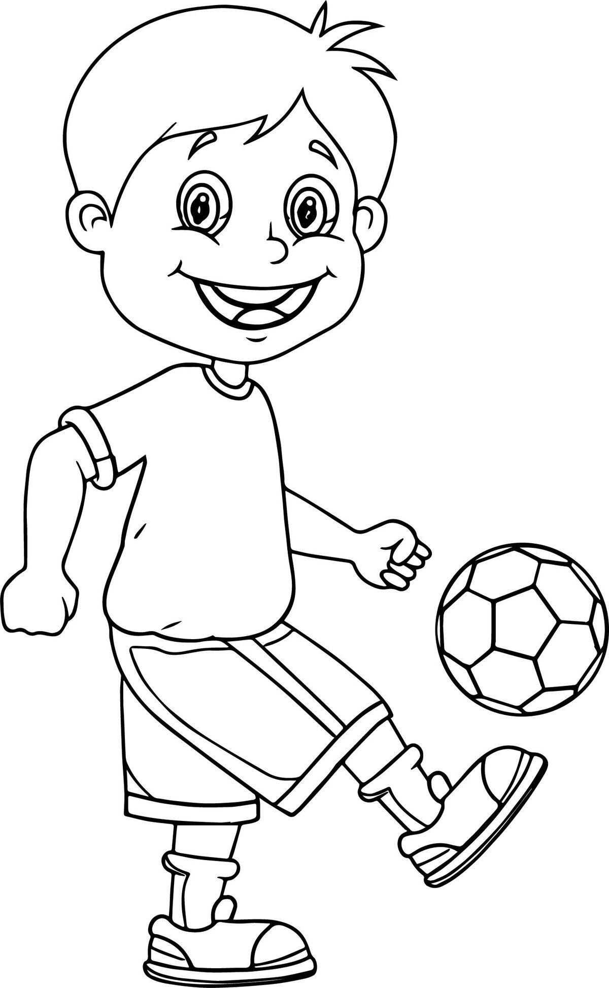 Картинки про футбол черно белые