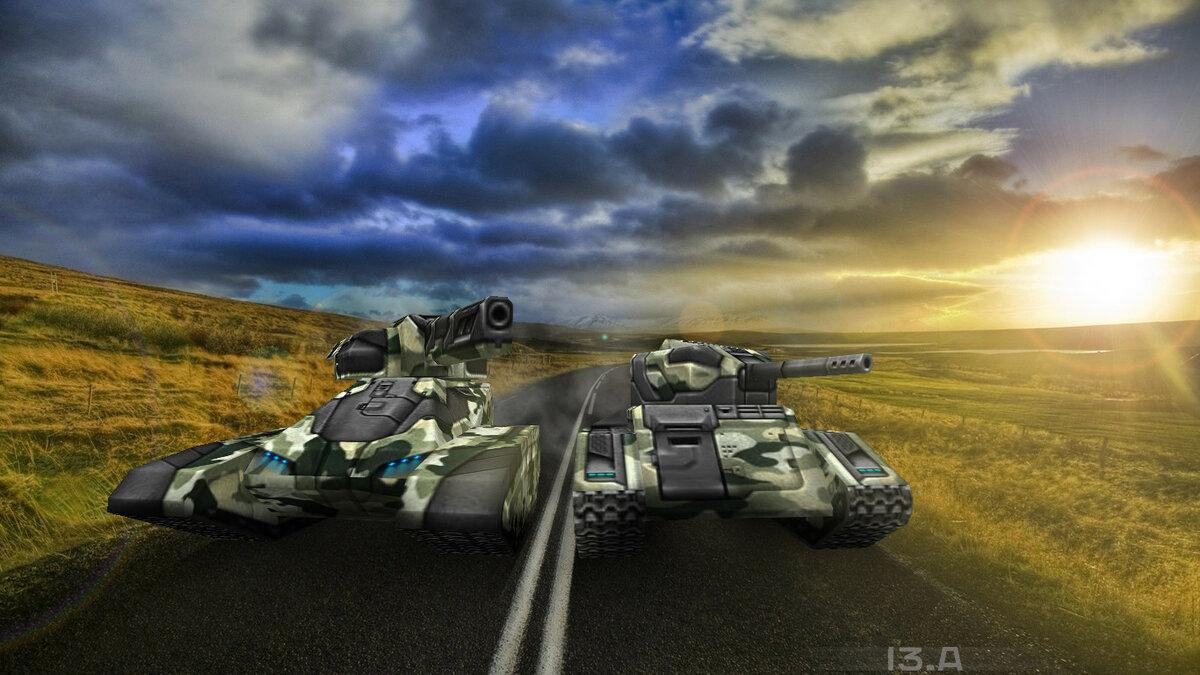 Картинки танки онлайн