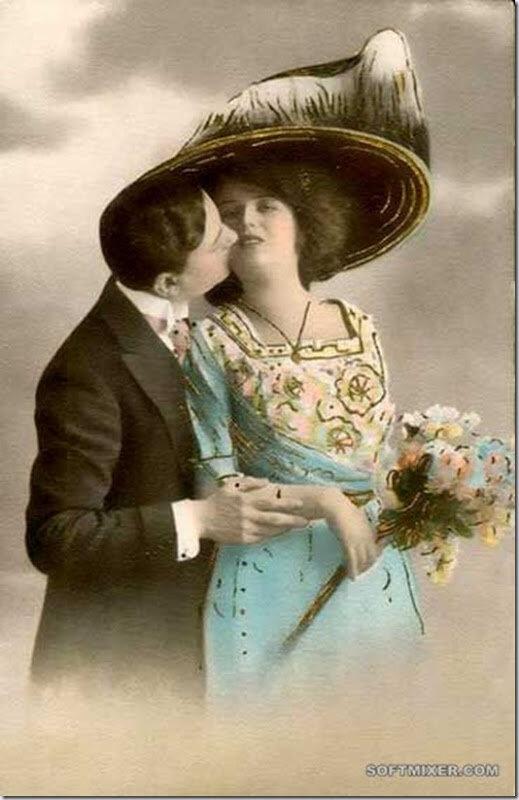 Открытки любовь ретро, губы гифки открытки