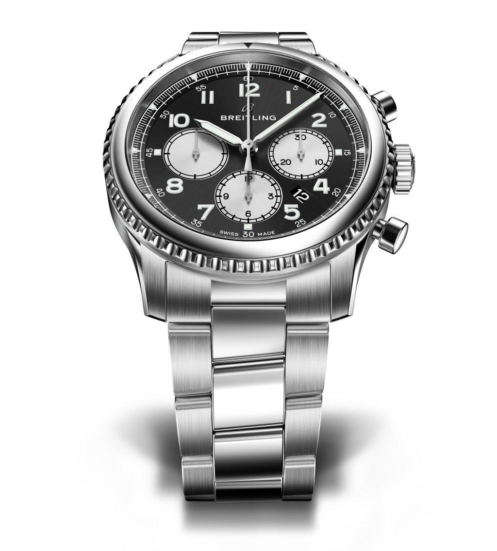 Часы мужские наручные breitling navitimer heritage.