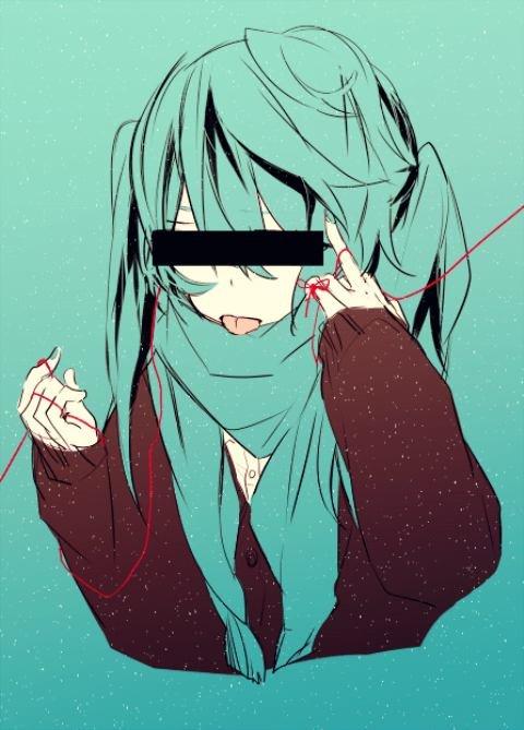 Крутые картинки на аву в вк аниме депрессия