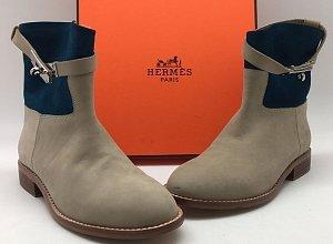 Ботинки Hermes женские. Женская обувь (Гермес) - купить в интернет-магазине  Официальный 5461539cbb6