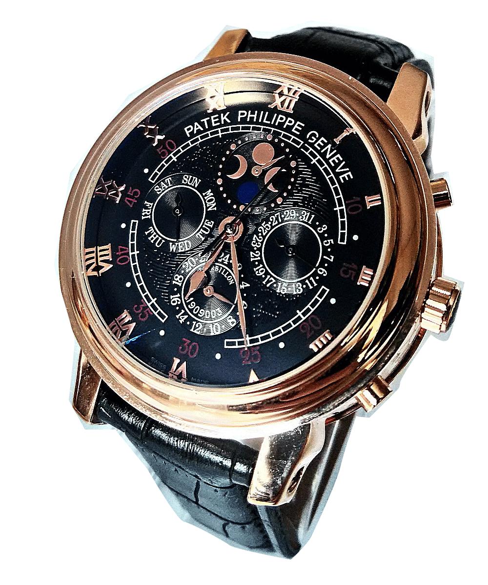 Наручные часы patek philippe sky moon tourbillon - отзывы.