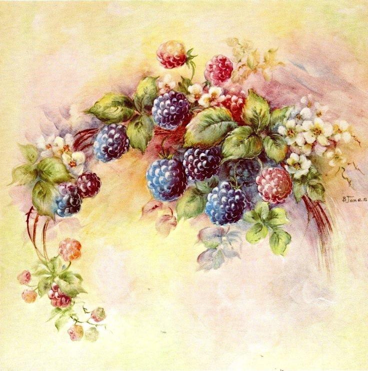 Полгода, картинки ягоды и фрукты декупаж прованс