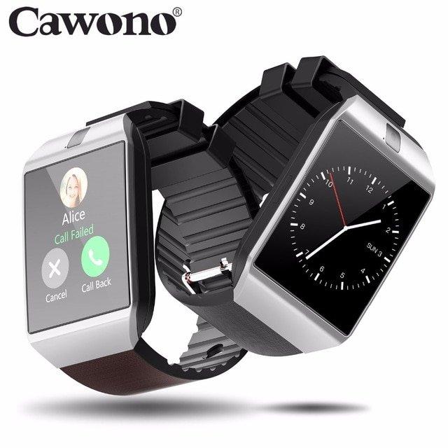 Умные часы Smart Watch DZ09. Обзор умных часов с возможностью звонков за  Перейти на официальный 452b0fba443