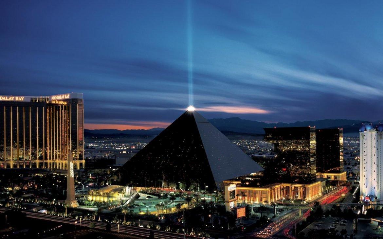 Piramide las vegas