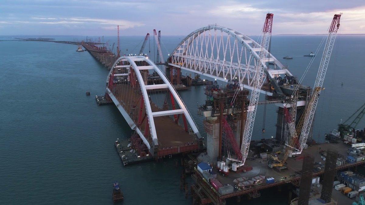 украшение фото проекта керченского моста беловежскую пущу вернулась