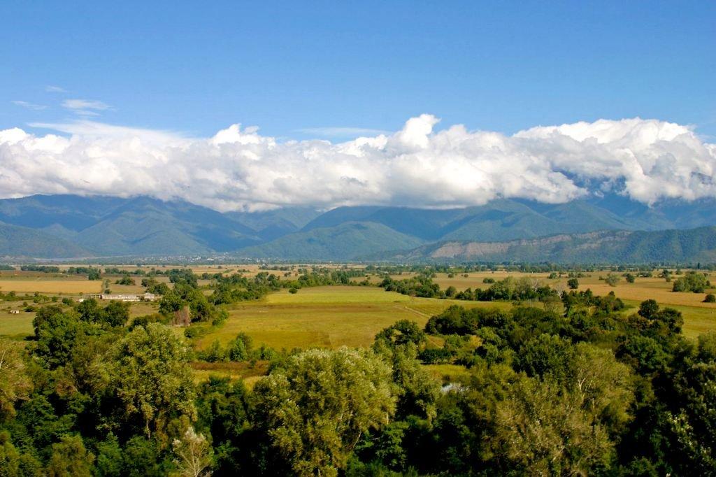 алазанская долина грузия фото свой