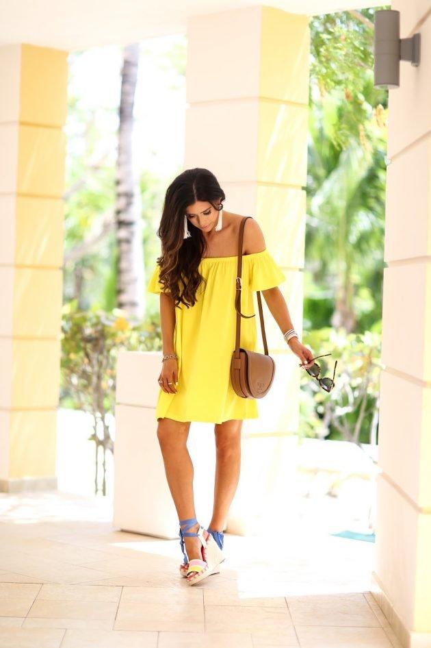 бурятии озвучат желтые платья как можно носить фото потом впарили спешащему