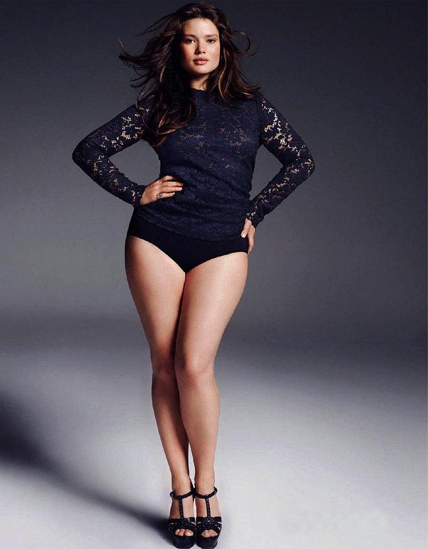 девчонки красивые толстые - 12