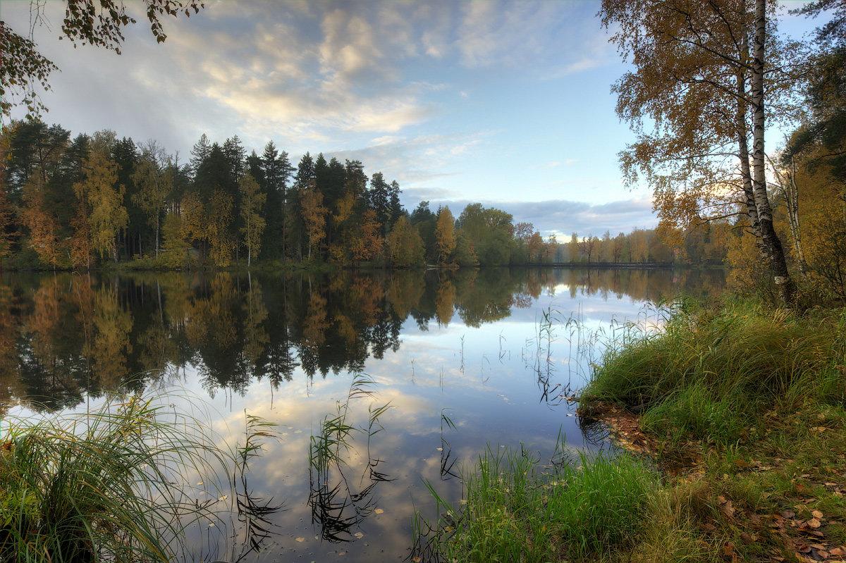 Озера подмосковья в картинках