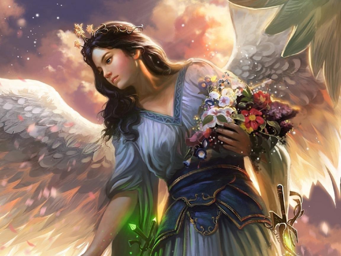 ангел картинки фантазия красивый штукатурка