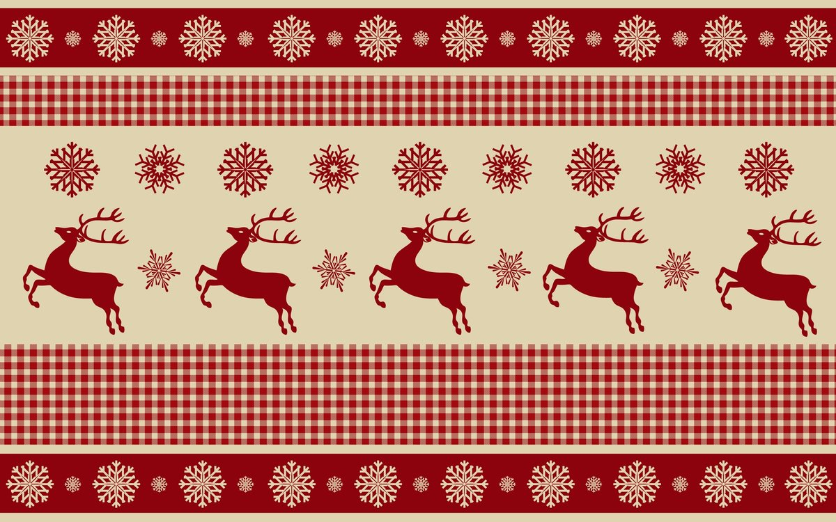 Christmas Sweater Desktop Wallpaper Free Design Templates