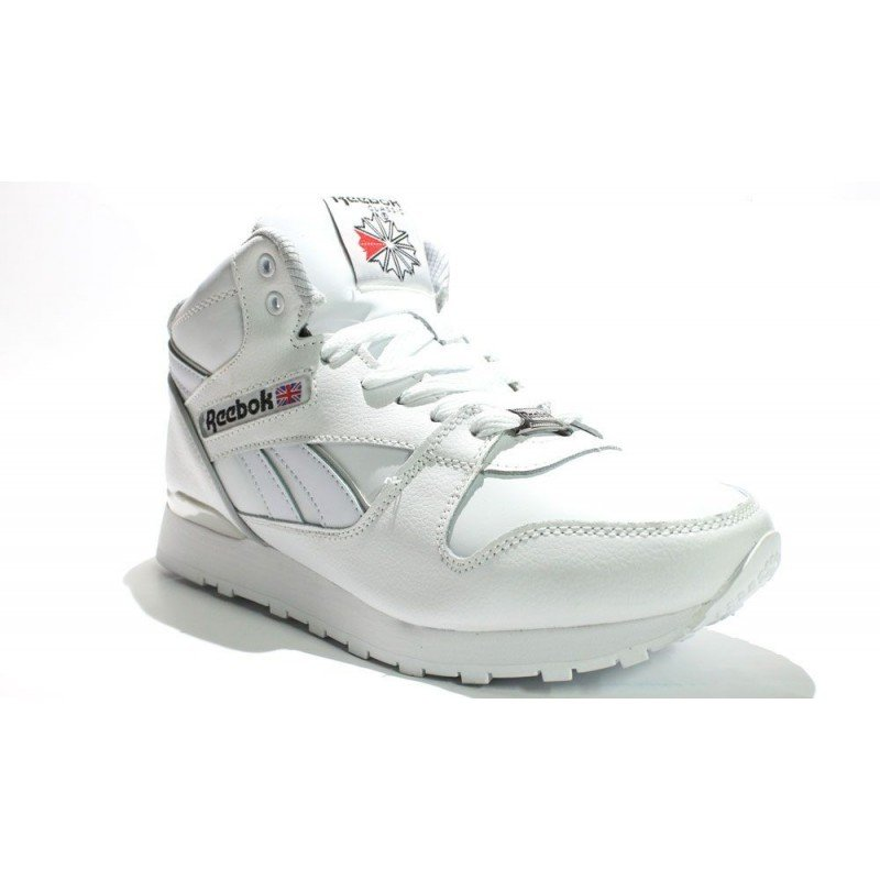 c4096385c675 Кроссовки Reebok Classic зимние. Зимняя модель кроссовок линейки Подробнее  по ссылке... 🛒