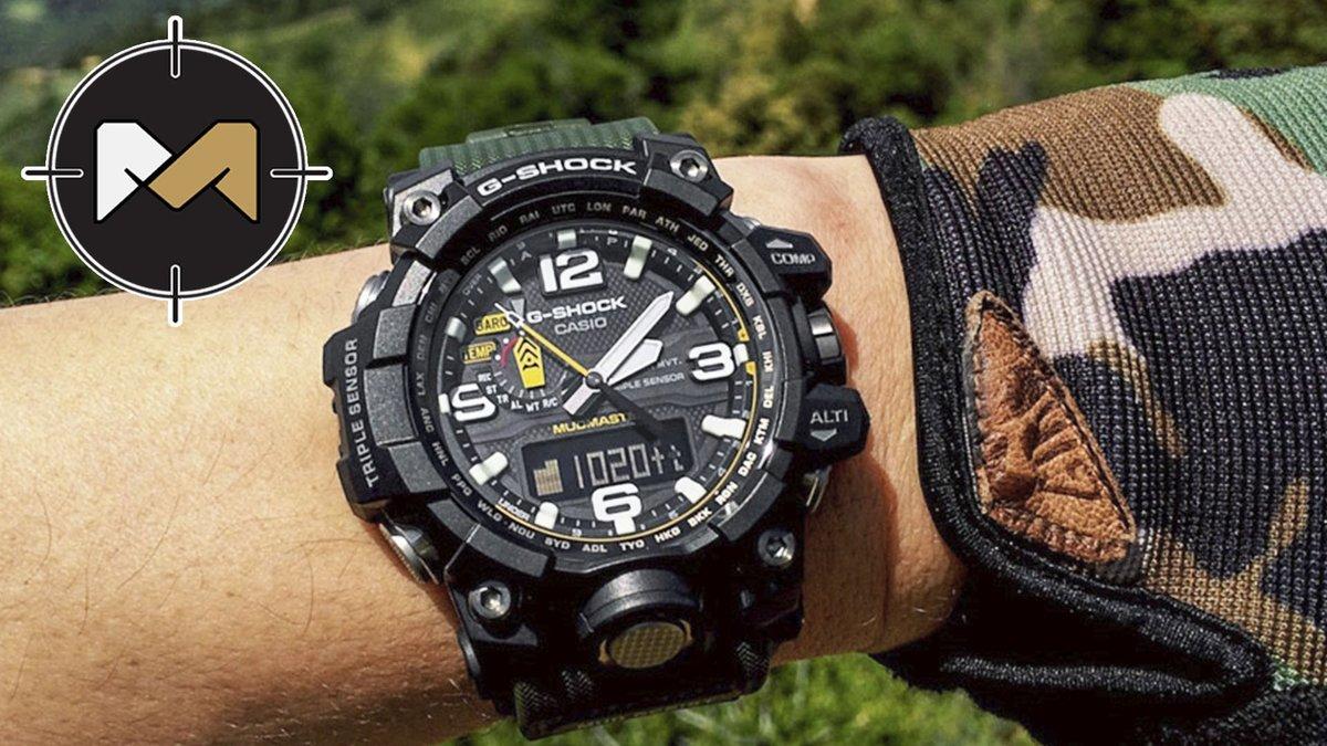 Наручные часы из этой коллекции могут функционировать в качестве цифрового компаса, альтиметра, барометра и термометра, а также как секундомер или таймер обратного отсчета.