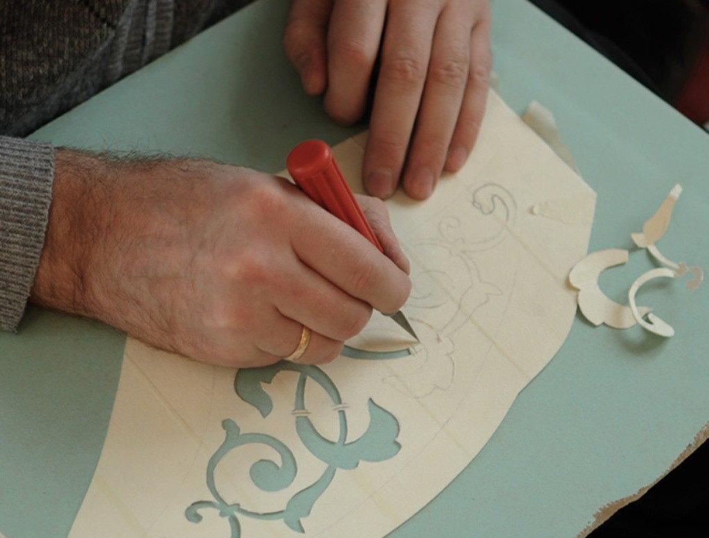 Как перерисовать рисунок с бумаги на другую бумагу, строителями смешные картинки