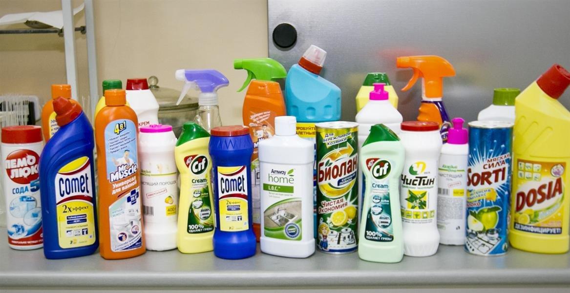 Все о чистящие и моющих средствах фото