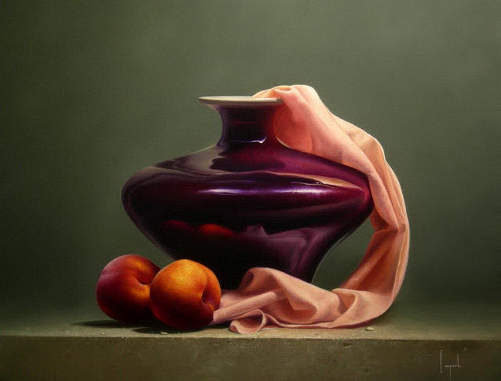 Pintura Moderna Y Fotografía Artística Magistral Bodegón D Card