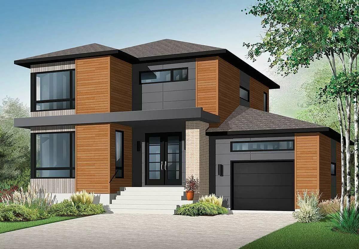 это фото домов для постройки компании