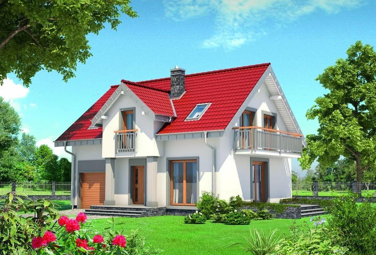 наиболее красивые небольшие дома проекты фото очень