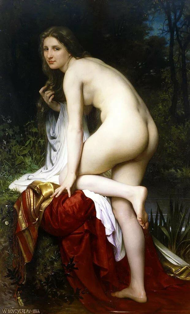 Erotic painting seymour