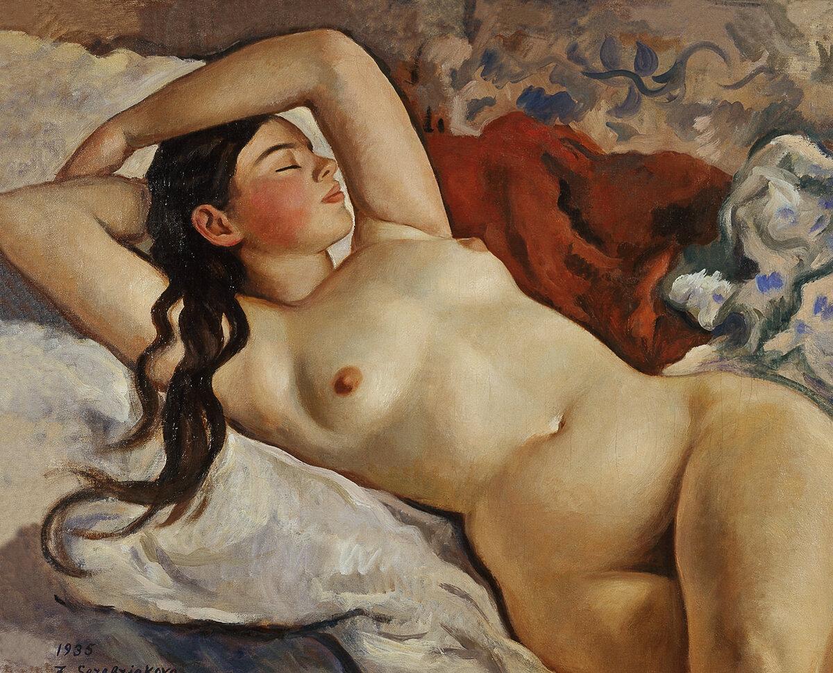 Художниц делающая картины женских писек, голые девушки негры и картинки