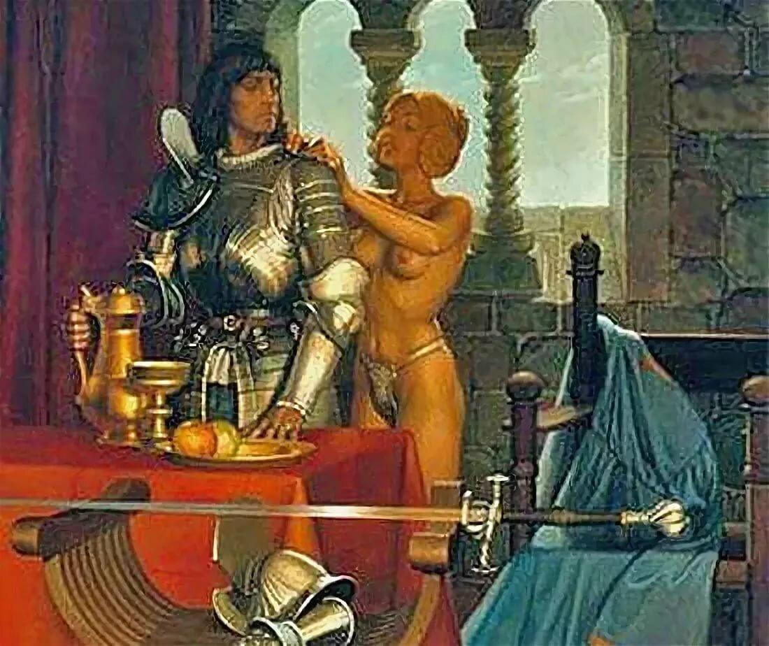 смотреть лесби в средние века данный