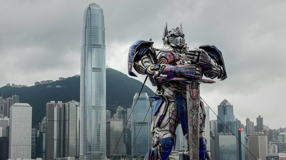 Transformers movie asian — photo 13