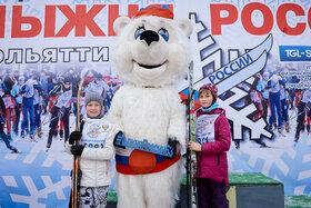 Гимназия №38 на Лыжне России - 2019