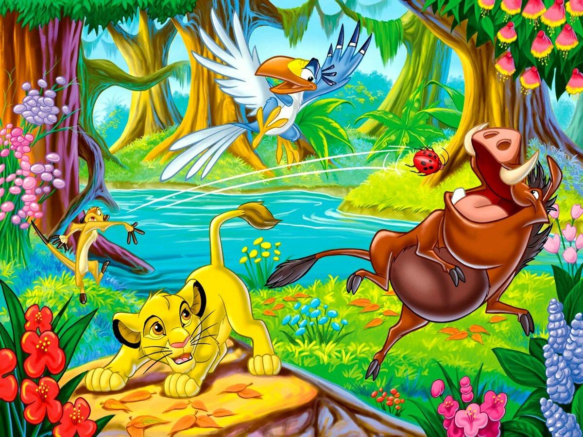 Детские мультфильмы картинки мультфильмов