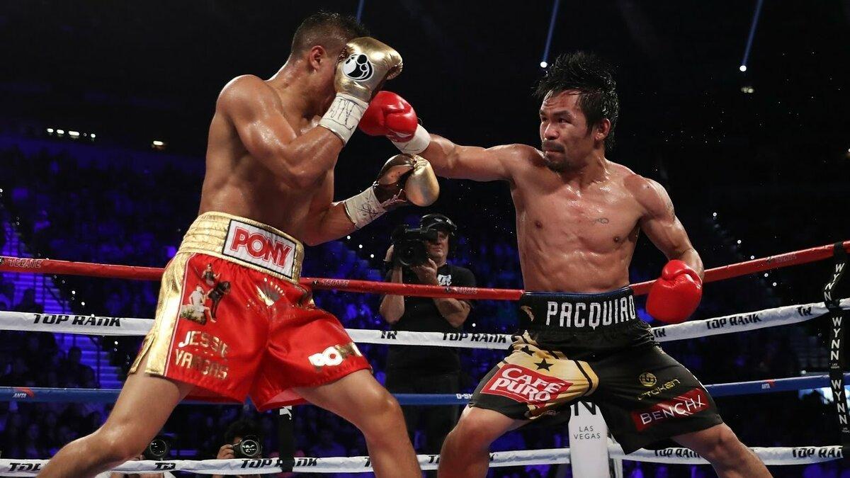Пакьяо бокс картинки