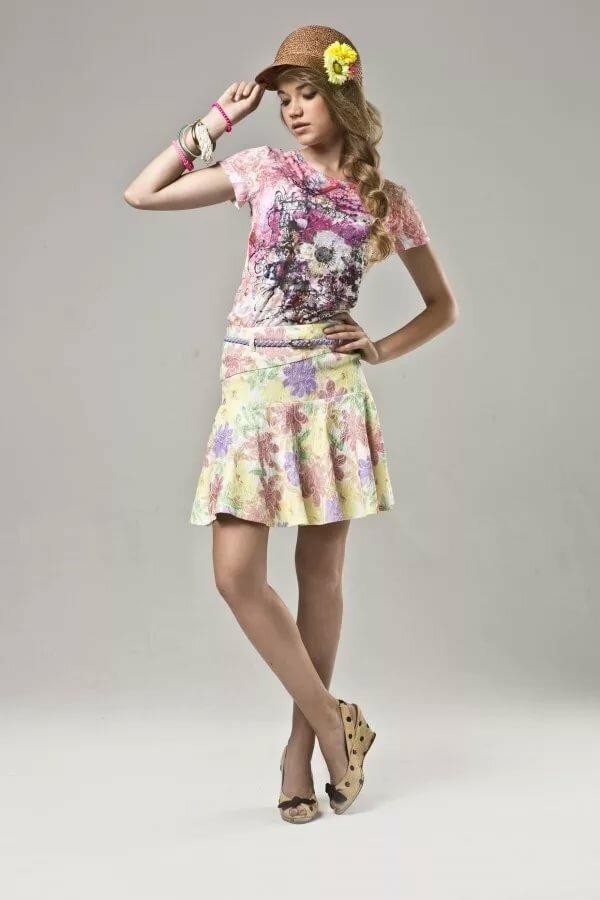 Teen fashionable clothing