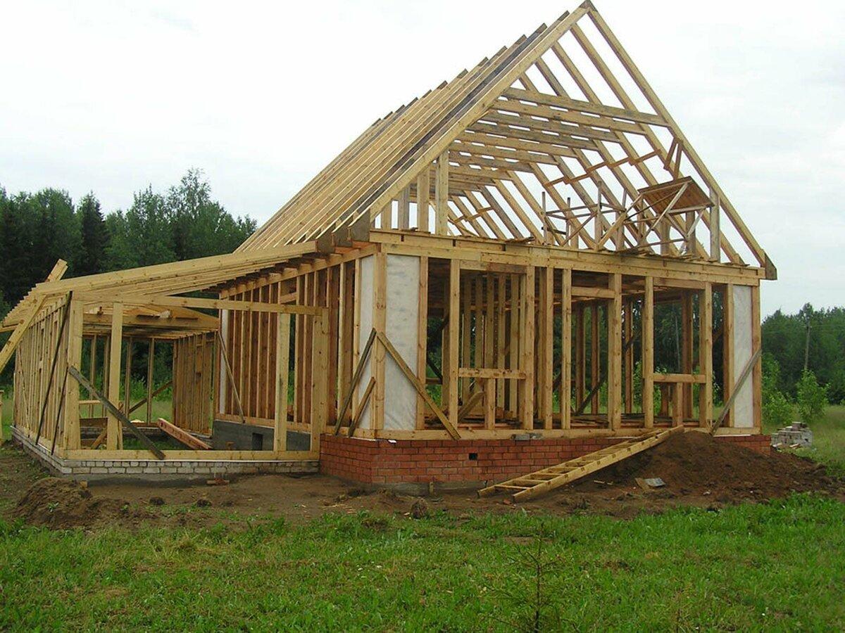 Пизды как построить дом своими руками