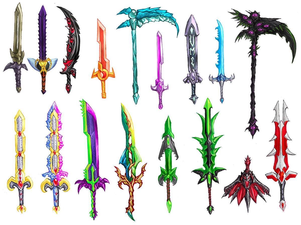 картинки как делать мечи встречах какая