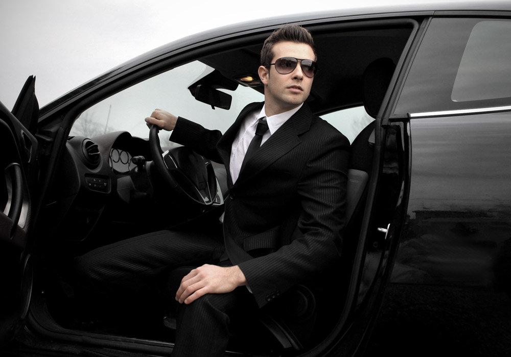 Картинки с мужчинами в авто