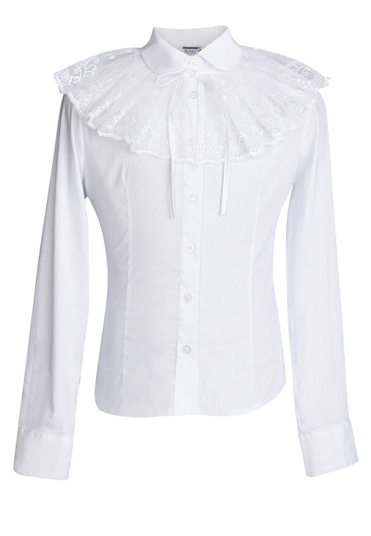купить блузку для девочки в школу