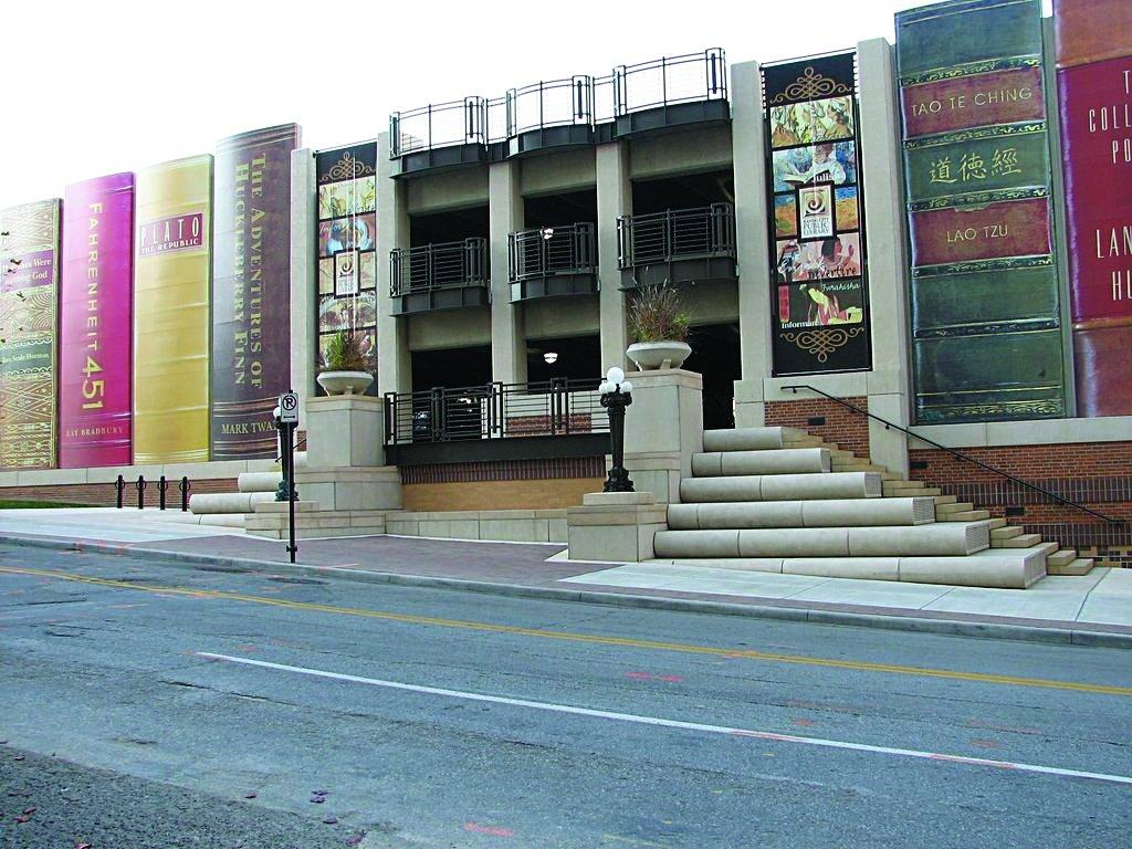 Картинки здания библиотеки