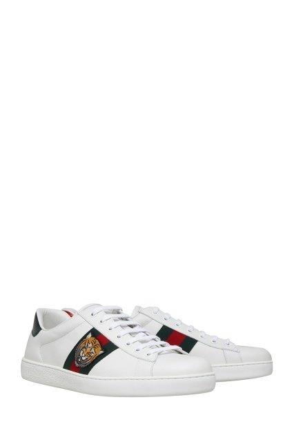 47898d525cd2 Кроссовки Rhyton Gucci logo leather sneaker. Кроссовки уже в продаже  Подробности... 🛒