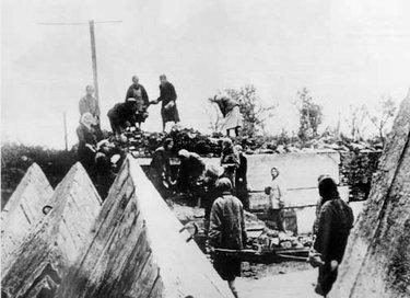 блокада ленинграда оборонительные сооружения