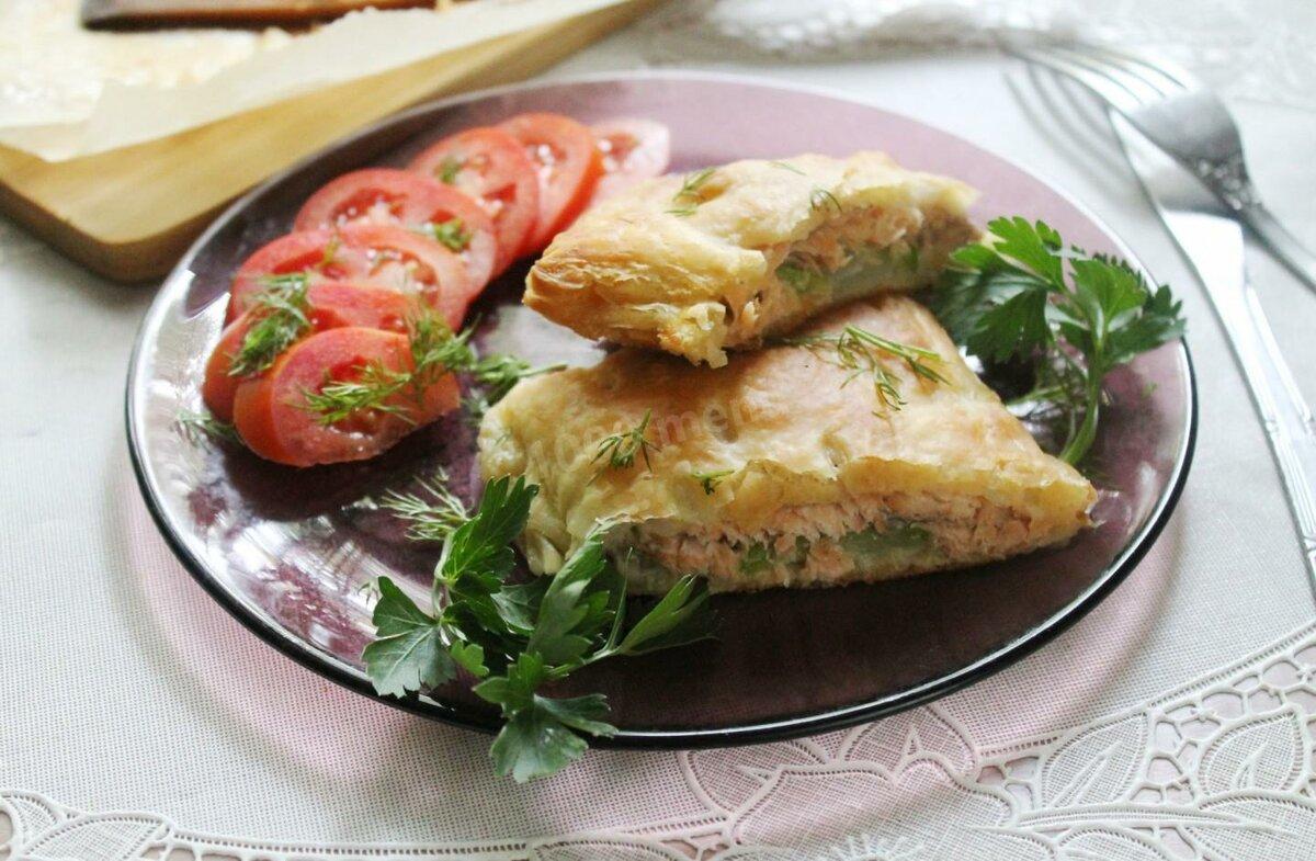 Рыбные блюда рецепты с фото простые