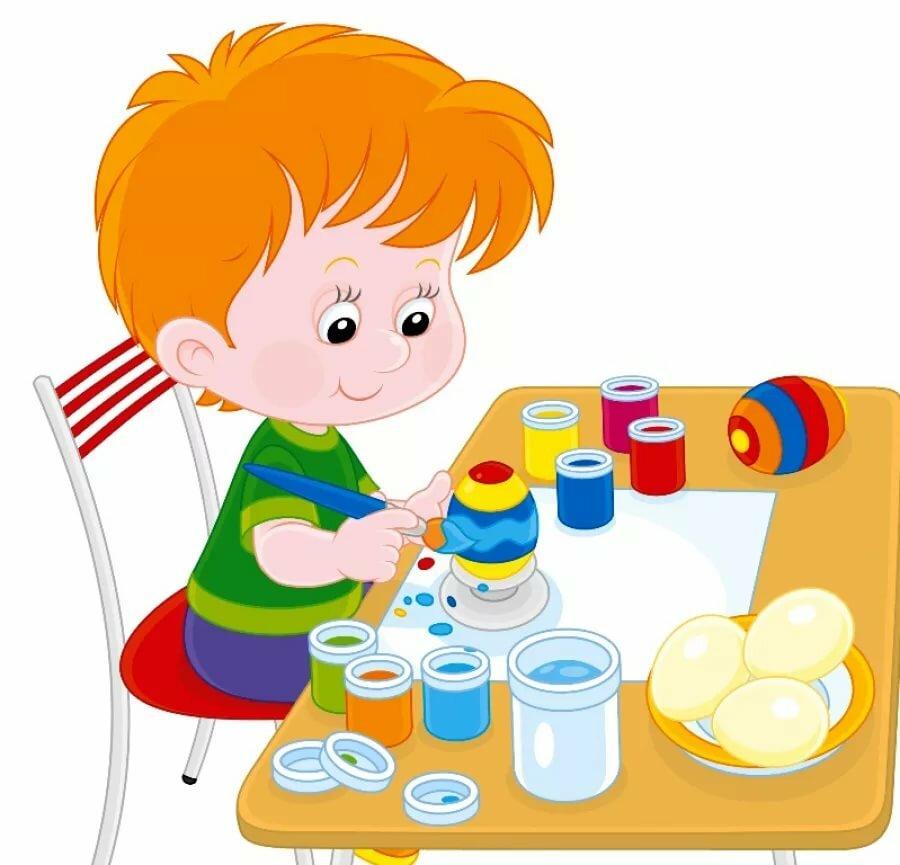 Картинки для дошкольников дети рисуют