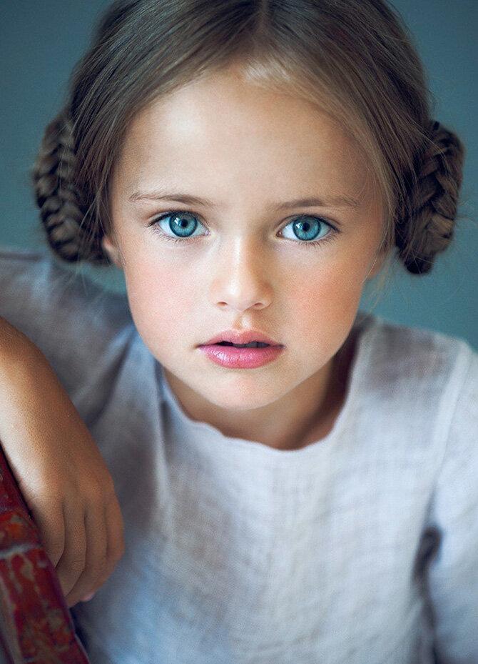 фото юних моделей его