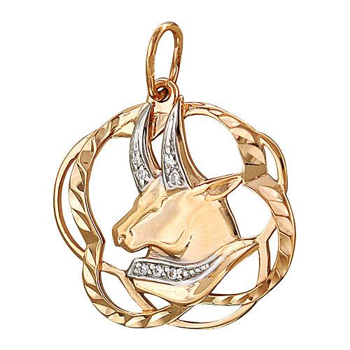 кулончики золотые со знаком зодиака рыбы