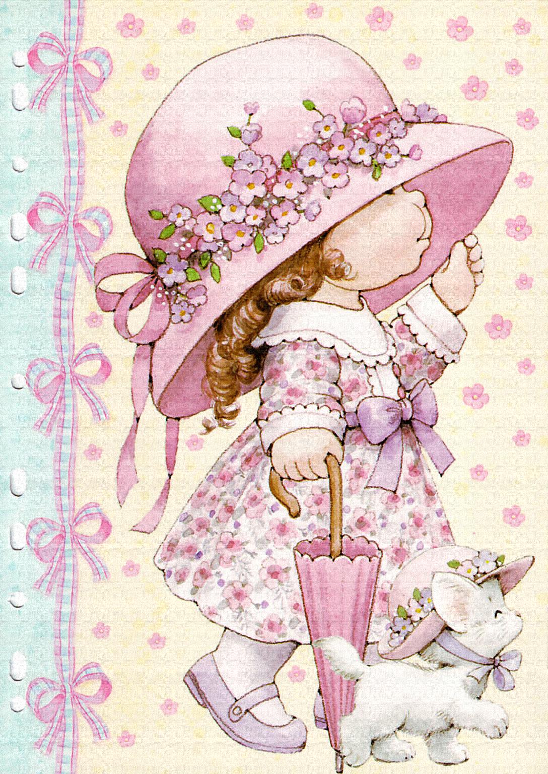 Милые малыши открытки