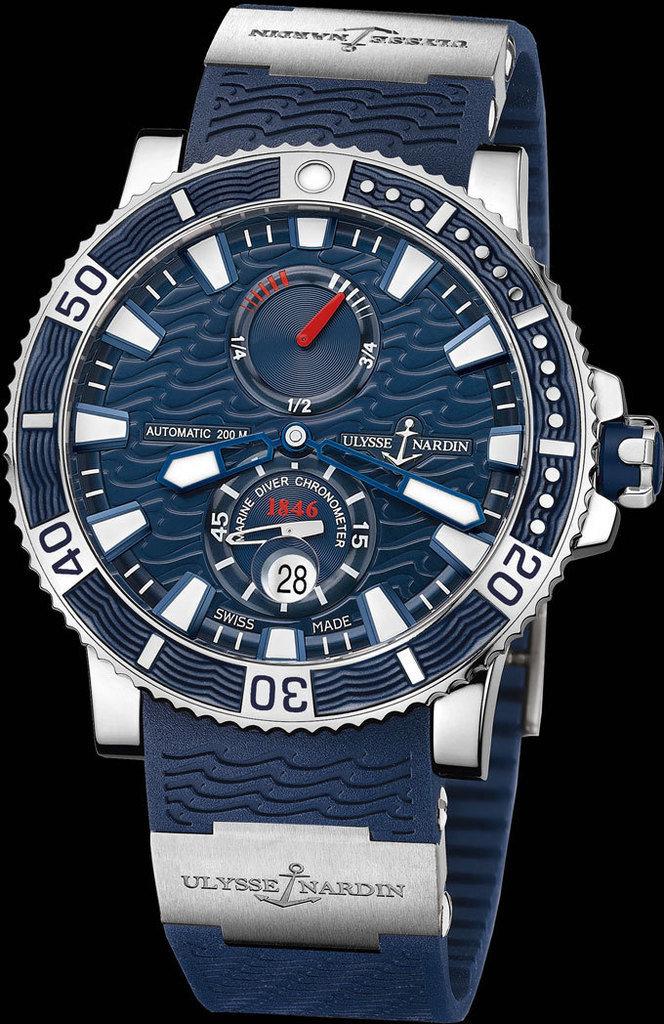 История известного на весь мир бренда началась с изготовления морских хронографов, которые дали возможность мореплавателям всегда иметь возможность определить точное время.